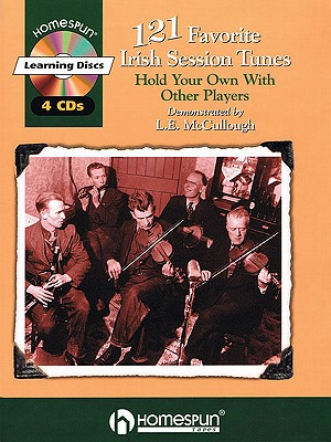 121 Favorite Irish Session Tunes By McCullough, L.E. (CRT)